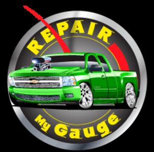 Repair My Gauge logo